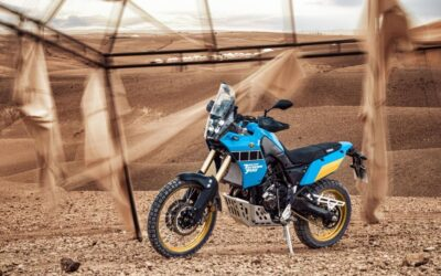 Yamaha: Ténéré 700 Rally Edition
